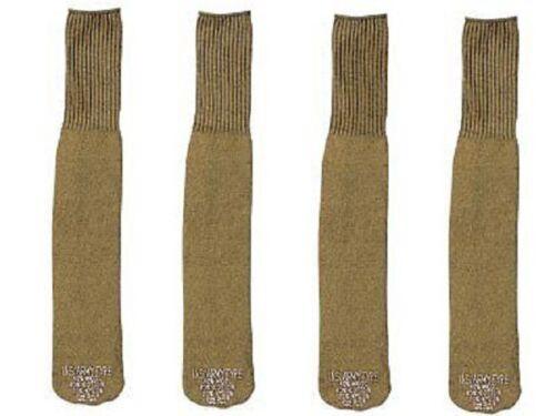 Made-Choice Of 2 Pairs,3 Pairs Or 4 Pairs G.i Style Olive Drab Tube Socks-U.s