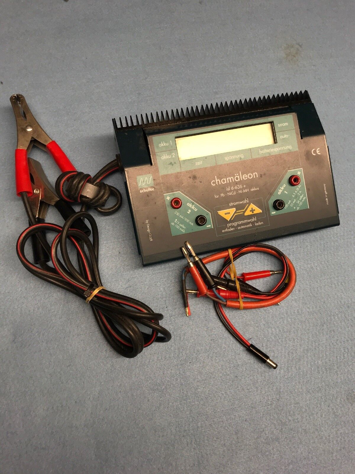 Batería de camaleón 6 - 636