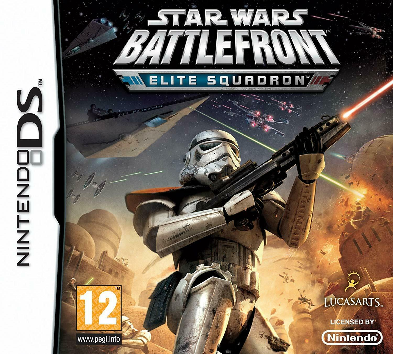 Star Wars Battlefront: Elite Squadron - Occasion StarWars