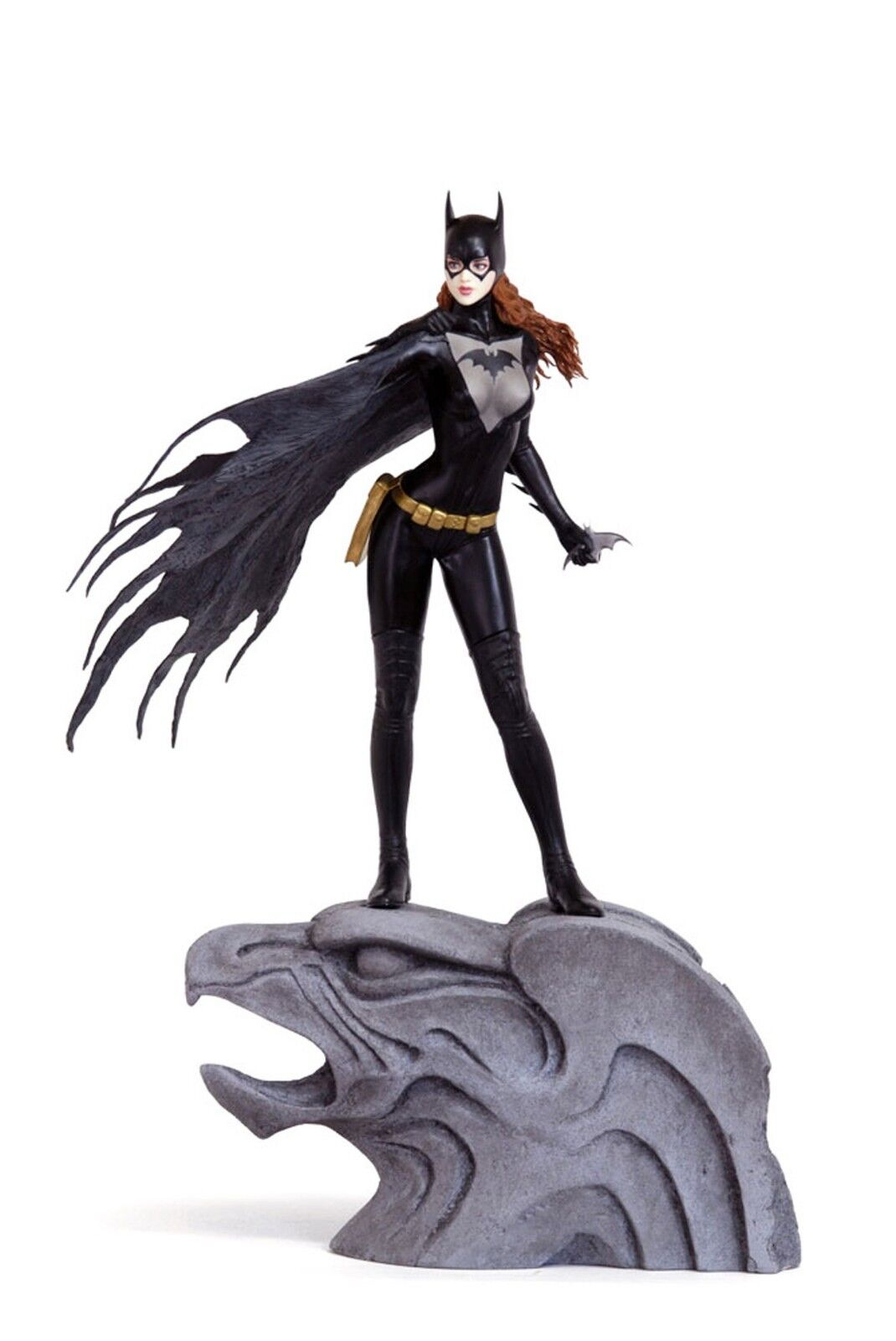 Batgirl Luis Royo Versio Fantasy Art Batgal 1 6 Unpainted Figure Model Resin Kit