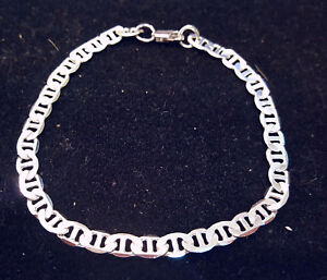 Sterling Silver .925  hand designed belly chain or wear as a long lariat Heart Clasp Gorgeous