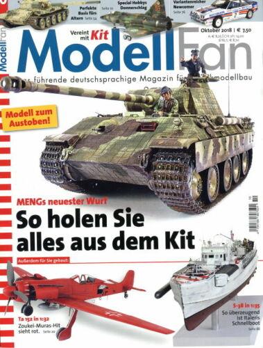Modellfan - Ausgabe 10/2018