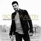 RICKY MARTIN Greatest Hits - Souvenir Edition CD/DVD NEW