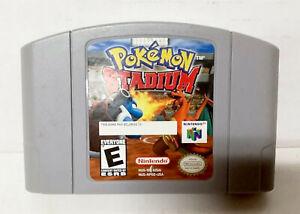 Pokemon Stadium Nintendo 64 N64 Video Game CARTRIDGE ONLY