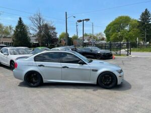 2008 BMW M3 M3, manual, sedan, sunroof, clean carfax, no claims, certified