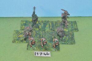 Item Fantasy / Warhammer - Slaan Lizard Hommes Seraphon 7 Métal Sigmar (19746)
