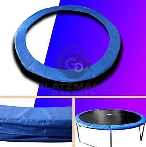 Housse de protection pour trampoline 182cm-490cm protection de bord de protection de ressort