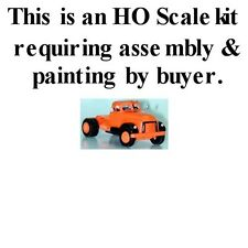 HO SCALE: 1950-53 GMC 620 SINGLE-AXLE w/DAY CAB - Sylvan KIT #V-005