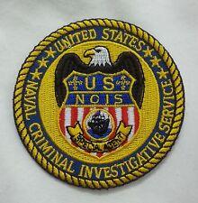 TOPPA PATCH AMERICANA NCIS N.C.I.S. NAVAL CRIMINAL INVESTIGATIVE SERVICE USA DVD