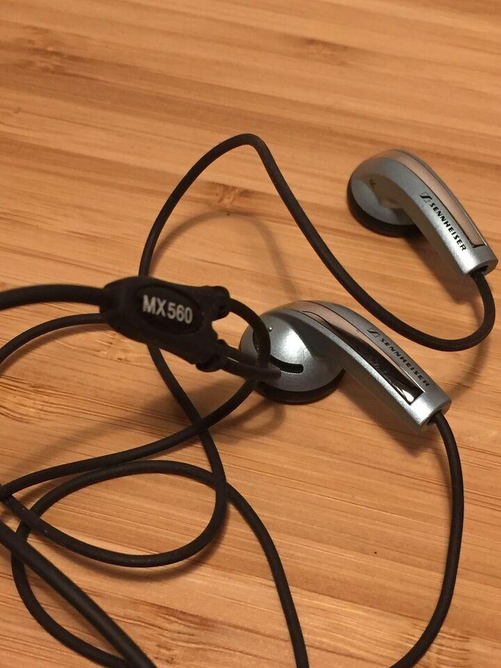in-ear hovedtelefoner, Sennheiser, MX 560