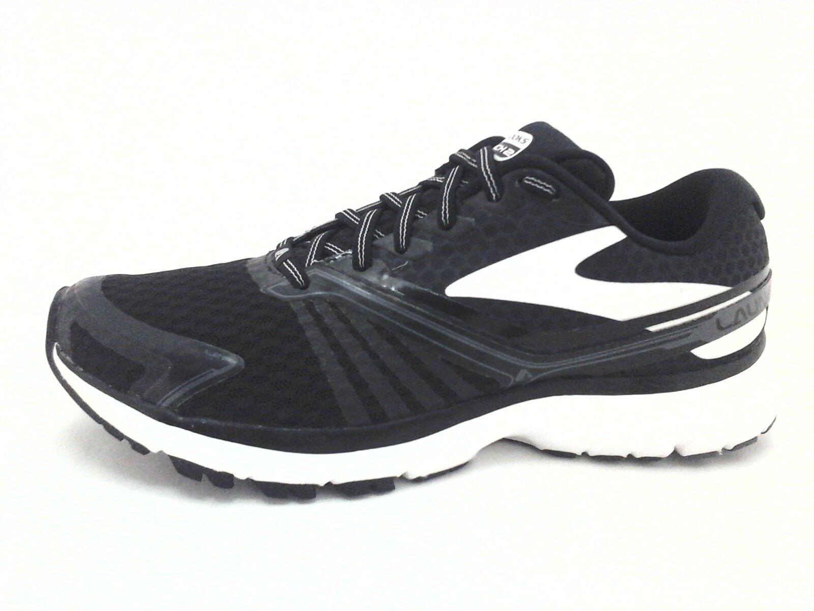 Brooks Launch 2 Negro blancoo blancoo blancoo Running Zapatos tenis para mujeres EE. UU. 8.5 Reino Unido 6.5 EU 40  Entrega rápida y envío gratis en todos los pedidos.