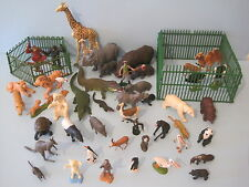"Britains De Plástico De Animales De Zoo Collection ""G"""