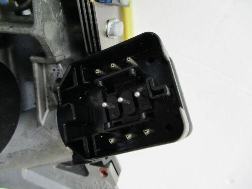 MINI R50 R52 R53 COOPER 2001-2008 IGNITION LOCK SWITCH BLACK BOX GENUINE