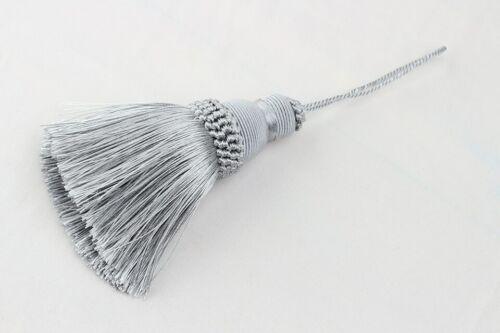 Hanging Rope Silk Tassel Fringe Tassel Trim Garment Decoration Key Tassels