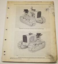 John Deere 1010 Gas Amp Diesel Crawlerdozer Dealer Factory Parts Catalog Pc 727