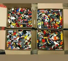 LEGO Bundle 2kg Mixed Bricks Parts Pieces minifigures + accessories Job Lot Set