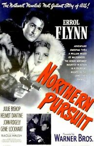 NORTHERN-PURSUIT-1943-MOVIE-DVD-GOOD-QUALITY-PICTURE