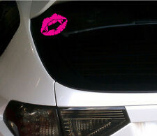 Vampire Lips Cute Decal Sticker Car Decor Love Twilight Kiss LiveLaugh Love Boys
