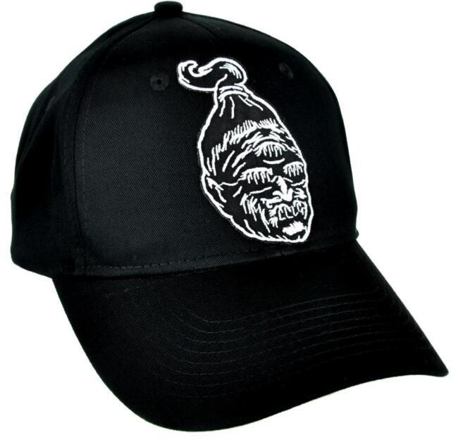 Headhunter Shrunken Head Hat Baseball Cap Alternative Oddities Clothing  Voodoo 0f116d45947