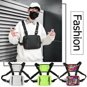 Fashion-Oxford-Crossbody-Chest-Bag-Men-Women-Hip-Hop-Streetwear-Vest-Waist-Packs