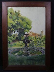Louis-Mohler-1875-1934-Nevers-Nievre-Bourgogne-Franche-Comte-Achille-Millien