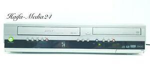 Toshiba-D-VR40-DVD-Recorder-VHS-Videorecorder-ohne-FB-12-Monate-Gewaehrl
