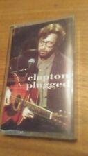 ERIC CLAPTON, UNPLUGGED , Cassette