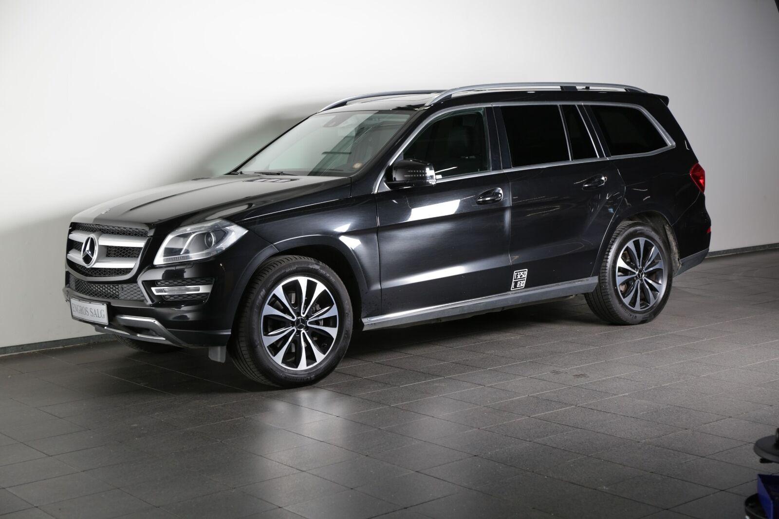 Mercedes-Benz GL350 3,0 BlueTEC aut. 4-M Van