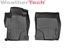 WeatherTech FloorLiner for Honda Civic Sedan - 2014-2015 - 1st Row - Black