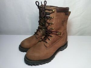 BROWNING GORE-TEX BROWN LEATHER