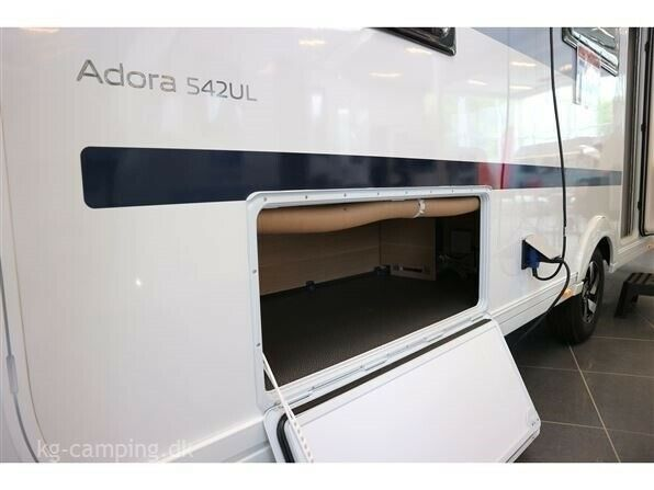Adria Adora 542 UL, 2021, kg egenvægt 1315