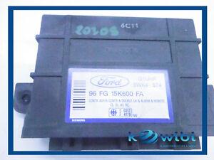 Computer-ECU-Steuergeraet-Control-96FG15K600FA-5WK4-574-Warranty-Garantie