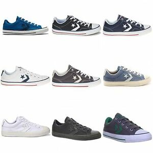 97a8a3f6cec Details about Converse Star Player Ox Men Trainers