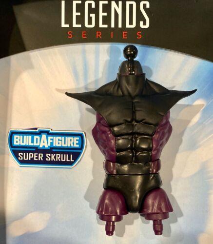 VENOMPOOL BAF Marvel Legends Legs Right Left Arm Torso Body Chest Head R L UPICK