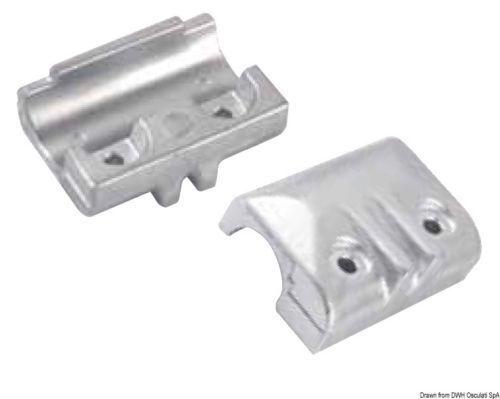 ANODO zinco FUORIBORDO YAMAHA F 40 50 60 70 /> 200hp  RIF 63D-4525100 tohatsu