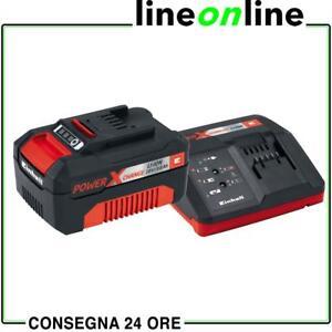 Set-batteria-e-caricabatterie-Einhell-PXC-Starter-Kit-18V-3-0-Ah