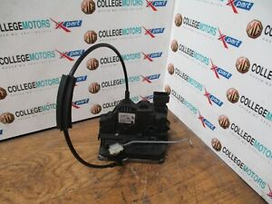 VAUXHALL-CORSA-D-07-14-N-S-F-PASSENGERS-FRONT-CENTRAL-LOCKING-MOTOR-13258277