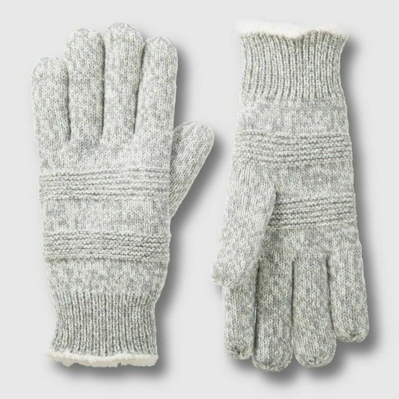 Isotoner One Size Women's Gloves With Smartdri + Smarttouch New 19 Styles