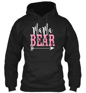 Quality-Mama-Bear-Gildan-Hoodie-Sweatshirt-Gildan-Hoodie-Sweatshirt