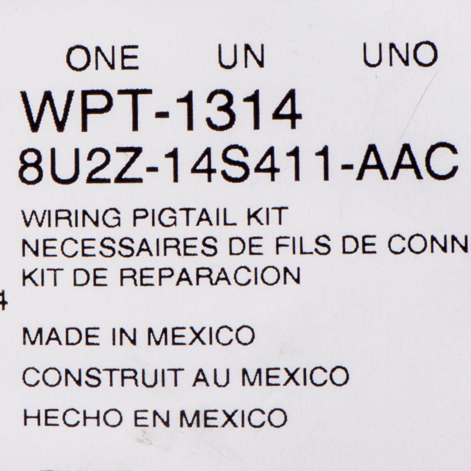 Wiring Aac Plug Library Power Switch Ford Oem Wire Asy 8u2z14s411aac Ebay