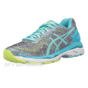 Image is loading ASICS-GEL-KAYANO-23-L-E-WOMENS-RUNNING-SHOES-