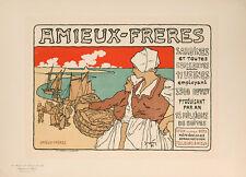 Les Maitres de l'Affiche pl.162 De la Cermaique by Etienne Moreau-Nelaton Poster