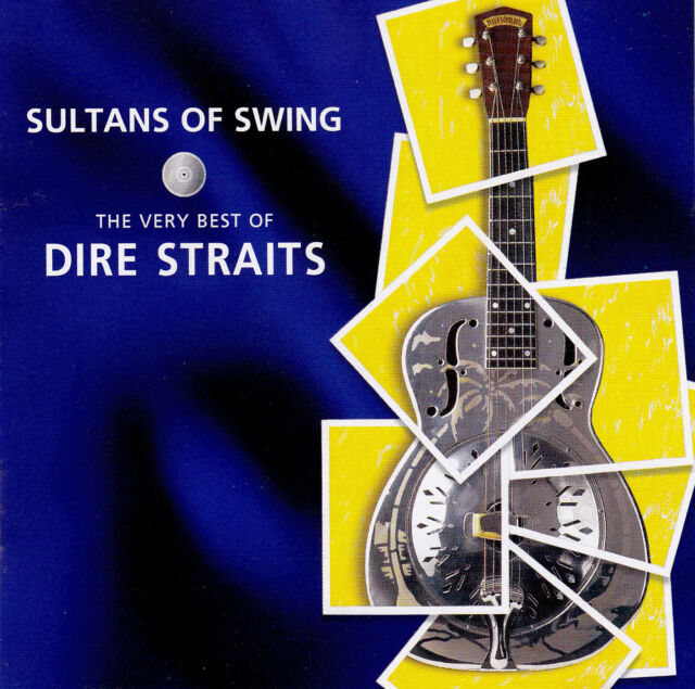DIRE STRAITS / THE VERY BEST OF - limited bonus LIVE CD edition