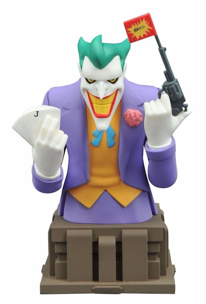 Batman le Animé Séries le Joker Résine Buste Diamant Choix Jouets