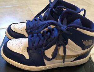 sale retailer e6c38 0d70e Image is loading Nike-Air-Jordan-1-Retro-High-Size-2-