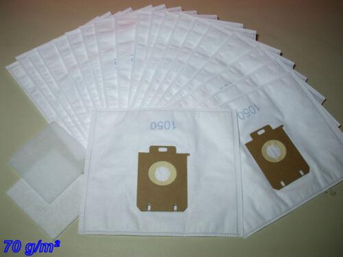 20 Staubsaugerbeutel geeignet  für Philips Performer 1050