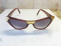 Vintage Yves Saint Laurent Mod6507 Y527 140 Tortoise 1970's 80's Sunglasses