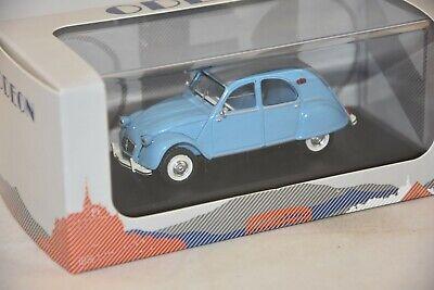 NOREV 1//43 JET CAR SERIE 700 MADE IN FRANCE CITROEN 2CV VERTE NEUF EN BOITE