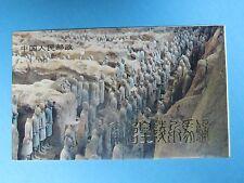 PR China 1983 Stamp T88 Qin Terra-cotta Figures (SB9) Booklet