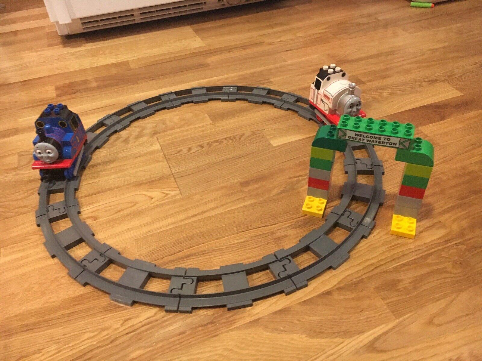 Lego Duplo Thomas The Tank Engine Stanley at Great Watertown Train Set